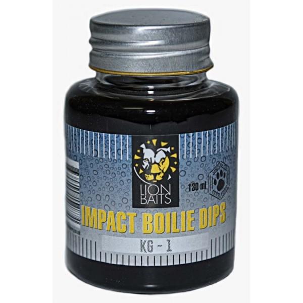 LION BAITS Impact Boilie Dips (KG-1) - 130 мл