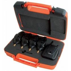 Сигнализаторы разноцветные с пейджером Fox (Фокс) - Micron MXr+ 3 Colours Rod Set 3 + 1