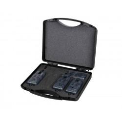 Набор электронных сигнализаторов Carp Pro Flapper ST 3+1 Camo