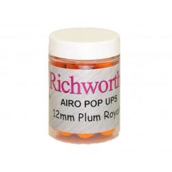 Richworth плавающие бойлы Plum Royale (Королевская Слива) 12мм