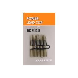AC2040 Power lead clip