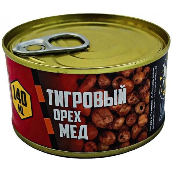LION BAITS Тигровый орех консервированный (мёд) - 140 мл