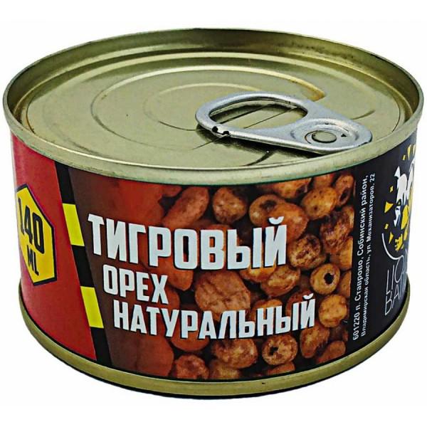 LION BAITS Тигровый орех консервированный (натуральный) - 140 мл
