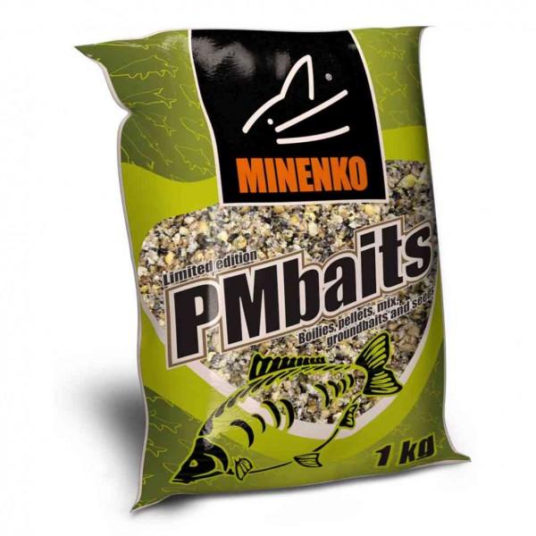 Зерновая дроблёная смесь MINENKO Monster MIX (1кг)