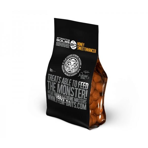 FFEM High Attractive Boilies Super Honey 20mm