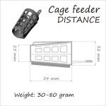 Cage Feeder Distance 60гр, 70гр, 80гр.