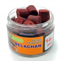 Пеллетс насадочный 14мм Red Halibut Belachan (Креветка) 100мл