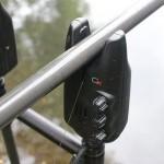 Набор сигнализаторов с пейджером Разноцветные JRC - Radar CX Set 4+1 Multicolor