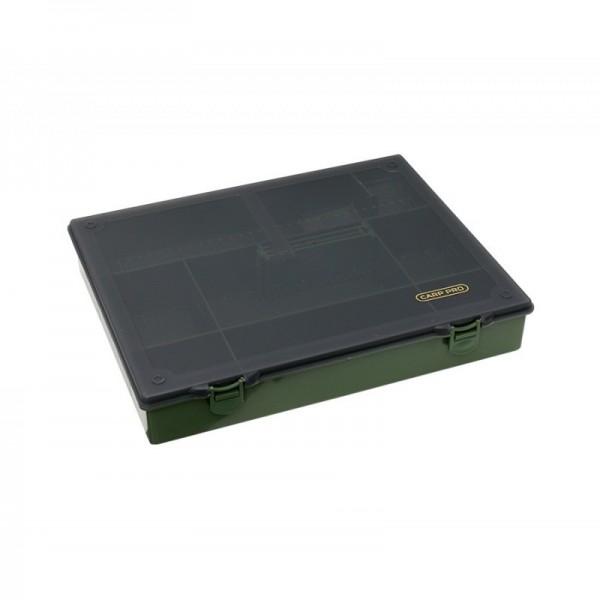 Коробка карповая Carp Pro 36х30см