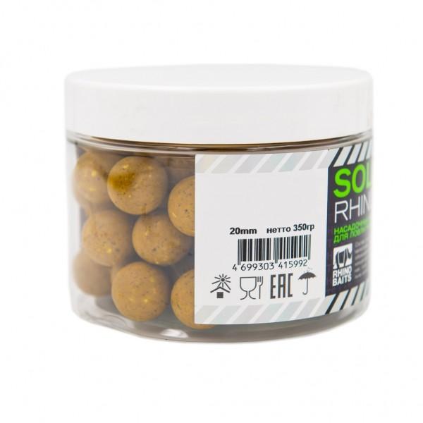 Бойлы растворимые насадочные Tiger Nut (Тигровый орех) 18мм, банка 350 грамм
