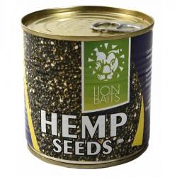 Lion Baits Зерновая смесь Hemp seeds - 430 мл