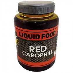 LION BAITS Жидкий ликвид LIQUID FOOD RED CAROPHILL - 500 мл