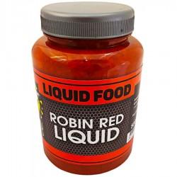 LION BAITS Жидкий ликвид LIQUID FOOD ROBIN RED - 500 мл