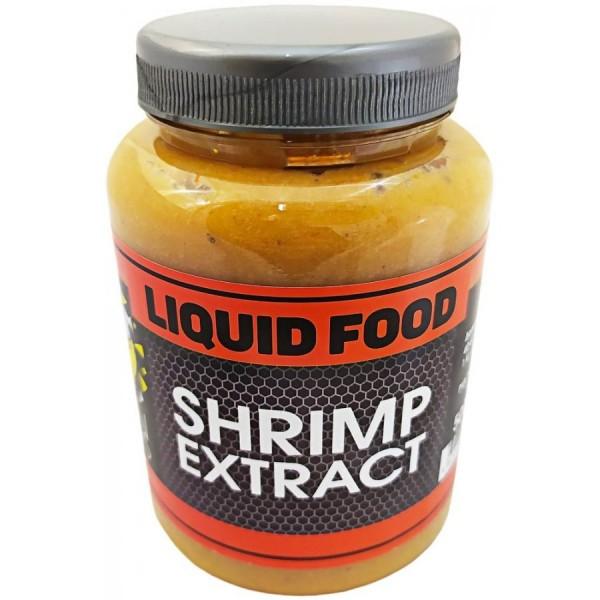 LION BAITS Жидкий ликвид LIQUID FOOD SHRIMP EXTRACT - 500 мл