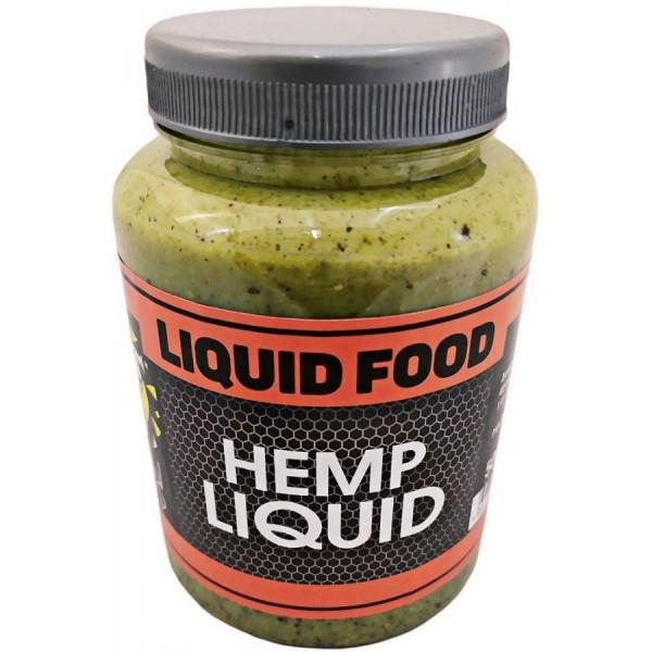 LION BAITS Жидкий ликвид LIQUID FOOD HEMP - 500 мл