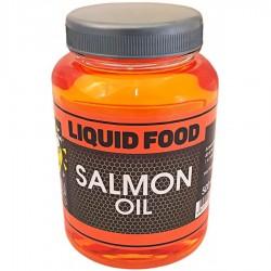 LION BAITS Жидкий ликвид LIQUID FOOD SALMON OIL - 500 мл