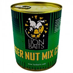 LION BAITS TIGER NUT MIX CSL (смесь тигрового ореха с КСЛ) - 900 мл