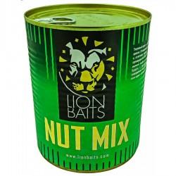 LION BAITS NUT MIX (ореховый микс) - 900 мл