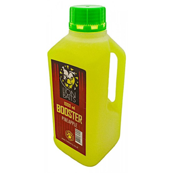 Lion Baits BOOSTER PINEAPPLE (ананас) - 1л