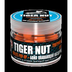 Бойлы плавающие Sonik Baits Pop-Up 14мм Tiger Nut (Тигровый орех) банка 90мл