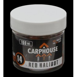Пеллетс насадочный Carp House Red Halibut 14 мм