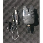 Сигнализаторы с пейджером 4+1 + 4 свингера + 4 быстросъёмника