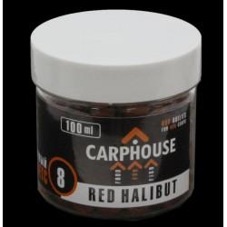 Пеллетс насадочный Carp House Red Halibut 8 мм
