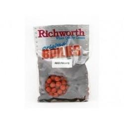 Richworth бойлы Original Red Fruits (Красные Фрукты) 400г 15 мм