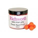 Richworth плавающие бойлы Red Fruits (Красные Фрукты) 15мм.