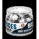 Бойл насадочный-плавающий Double Pop-Up 14 мм Spices/Halibut (Специи/Палтус)