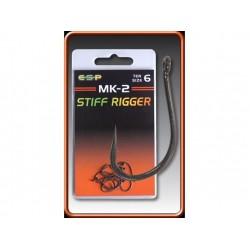 ESP крючки Raptor Stiff Rigger Mk-2 №6