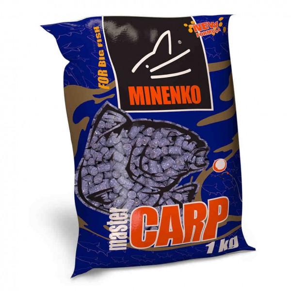Пеллетс MINENKO Master Carp FISH MEAL 10мм