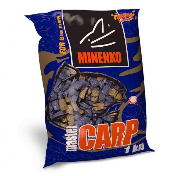 Пеллетс MINENKO Master Carp Spod Mix 14мм