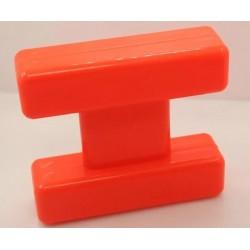 Стационарный H-маркер оранжевого цвета
