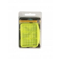 Стопор для бойлов (уп/2 шт) XA-9011 желтый