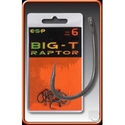 ESP крючки Raptor Big-T №8, №10