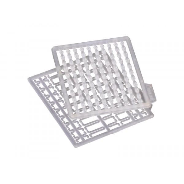 Набор стопоров Prologic LM Boilie Stop Kit Transparent CLEAR
