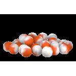 Бойл насадочный-плавающий Double Pop-Up 14 мм Scopex/Orange (Скопекс/Оранж)