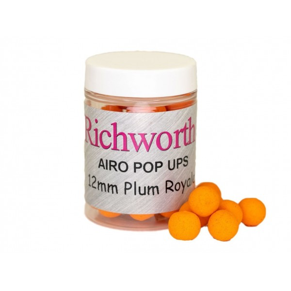 Richworth плавающие бойлы Plum Royale 15мм. (Королевская Слива)