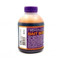 Ликвид Rhino Baits Booster Liquid Food CSL + Monster Crab (кукурузный ликер + краб и черный перец), банка 0,5 литра