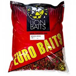 LION BAITS SPOD MIX Spices (Специи) - 5 кг