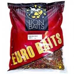 LION BAITS SPOD MIX Fruit (Фрукты) - 5 кг
