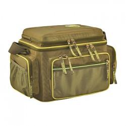 Термо-сумка Aquatic С-44Х с банками 18 шт. 32х23х27см цв. хаки
