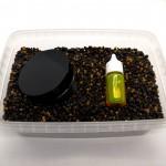 Method mix Pellets + Fluoro + Liquid Strawberry (клубника)