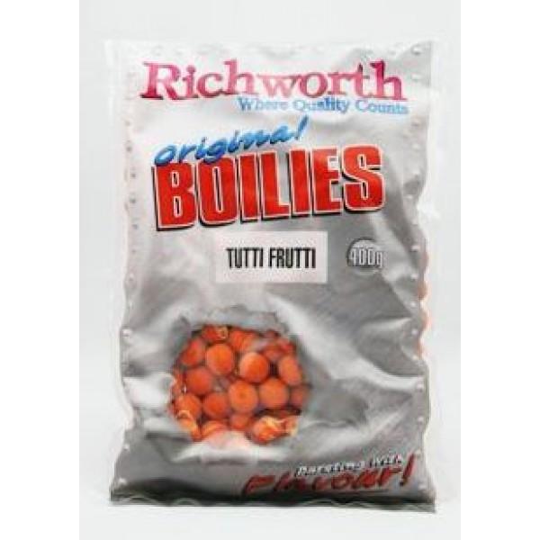 Richworth бойлы Original Tutti Frutti (Тутти Фрутти) 15 мм