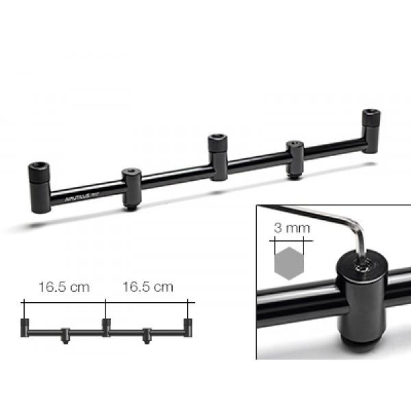 Перекладина снэг-бар Nautilus Blacktron 3 rod Snagbar 35cm NSB-335 на 3 удилища