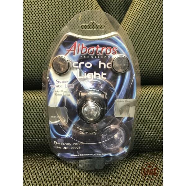 Micro Headlight фонарь налобный