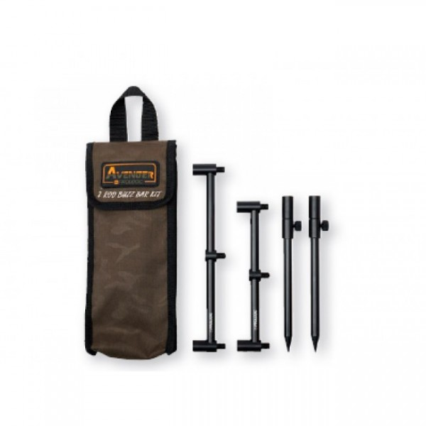 Буз-бар Prologic Avenger с чехлом, 2 удилища, 20-34см, вес 0.277кг