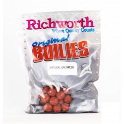 Richworth бойлы Original Natural Balanced 400г 20 мм