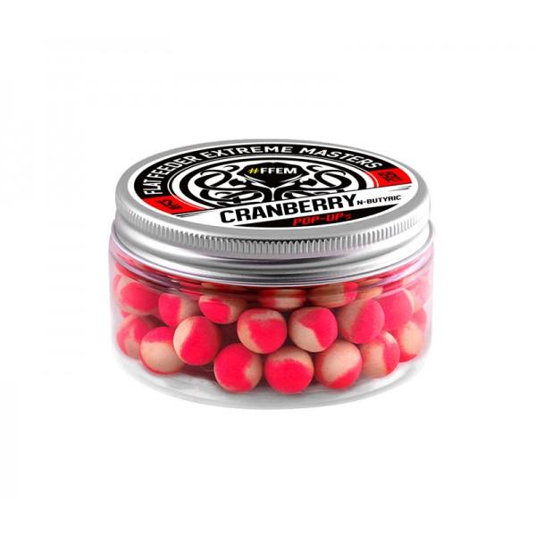 FFEM Pop-Up Cranberry N-Butyric Клюква с масляной кислотой 12mm